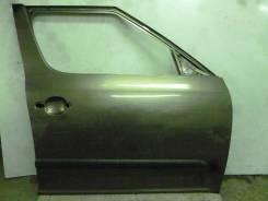 Дверь боковая передняя правая Skoda Yeti 5L 2010 - Шкода Ети 5l0831604