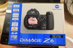 Minolta DiMage. 6 - 6.9 Мп, зум: 14х и более