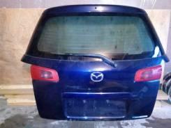Дверь багажника. Mazda Demio, DY3R, DY3W, DY5R, DY5W Двигатель ZJVE