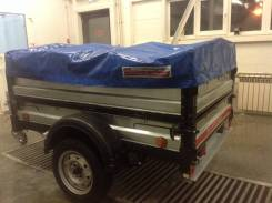Курганский крепышь, 2017. Прицеп курганский крипыш, 750 кг.