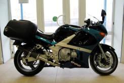 Kawasaki ZZR 600 Ninja. 598 куб. см., исправен, птс, без пробега