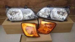 Фара. Toyota Ipsum, SXM10G, SXM15G, CXM10G