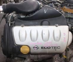 Двигатель в сборе. Opel Vectra, B Opel Astra Opel Zafira Двигатель X18XE1
