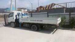 Hyundai Mighty. Продается грузовик бортовой с манипулятором Hundai Mighty II, 3 900 куб. см., 2 695 кг., 4 м.