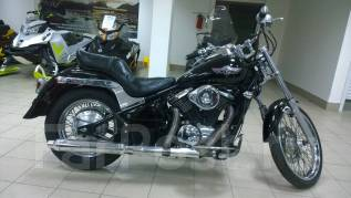 Kawasaki. 400 куб. см., исправен, птс, без пробега