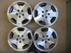 Honda. 6.5x16, 5x114.30, ET55, ЦО 63,0мм.