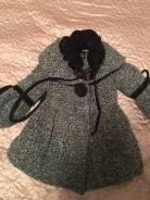 Пальто. Рост: 86-92, 92-98, 98-104, 104-110 см