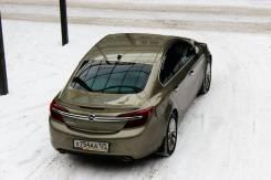 Opel Insignia. автомат, 4wd, 2.0 (249 л.с.), бензин, 26 834 тыс. км