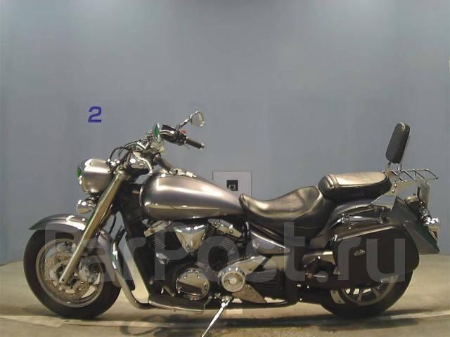 Yamaha XVS 1300. 1 304 куб. см., исправен, птс, без пробега