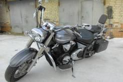 Yamaha XVS 1300. 1 304куб. см., исправен, птс, без пробега