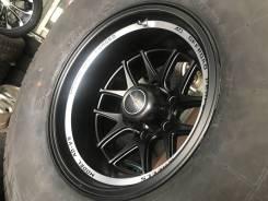 Зимние колёса 315/75R16 Yokohama 6x139,7 ширина диска 10JJ. ET -44. 10.0x16 6x139.70 ET-44