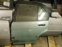 Дверь задняя левая Toyota Corsa 40