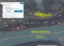 Продаем участок 1 гектар в Горном Алтае за 750 тыс. руб. на Чемальском. 10 000кв.м., собственность, электричество, вода