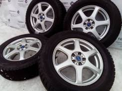 Bridgestone FEID. 6.5x15.5, 5x100.00, ET48