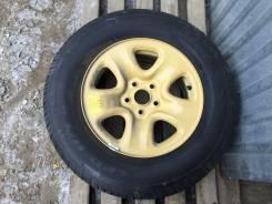 Bridgestone Dueler H/T D687. Всесезонные, 2006 год, без износа, 1 шт