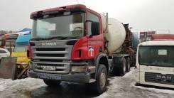 Scania P380. Автобетоносмеситель , 9,00куб. м.