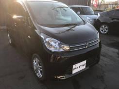 Mitsubishi eK-Wagon. вариатор, 4wd, 0.7 (49 л.с.), бензин, 65 020 тыс. км. Под заказ