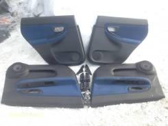 Обшивка двери. Subaru Impreza WRX STI, GDB, GD, GGB Двигатель EJ20