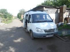 ГАЗ Газель Микроавтобус. Продам Газель микроавтобус, 2 400 куб. см., 13 мест