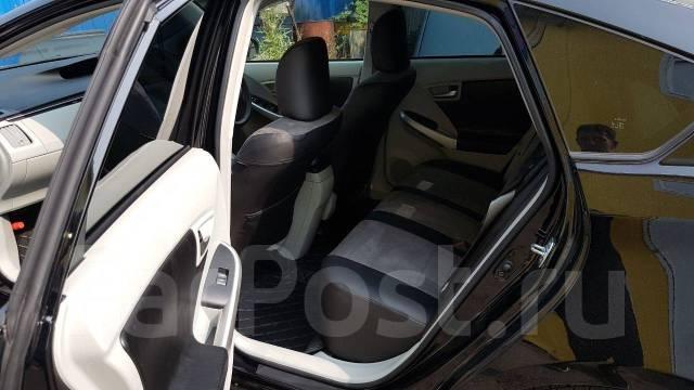 Чехлы. Toyota Prius. Под заказ
