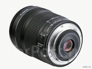 Объектив Canon EF-S 18-135mm f/3.5-5.6 IS. диаметр фильтра 67 мм