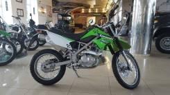 Kawasaki KLX 125. 125 куб. см., исправен, птс, без пробега