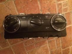 Переключатель отопителя. Mercedes-Benz B-Class, W245 Двигатели: M266940, M266960, M266E15, M266E17, M266E20, M266E20LA, M266, 940, 960