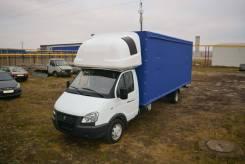 ГАЗ ГАЗель Бизнес. Газель Бизнес с надкабинным спальником Евроборт 5м, 2 700 куб. см., 1 500 кг.