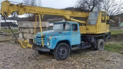 ЗИЛ 130. Продается автокран зил130кс2571, 6 000 куб. см., 7 000 кг., 12 м.