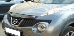 Дефлектор капота. Nissan Juke