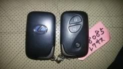 Ключ зажигания. Lexus GS300