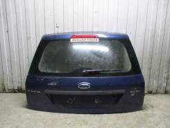 Крышка багажника. Ford Fiesta, CBK Двигатели: FYJA, FXJA, FYJB, FXJB, M7JA, M7JB