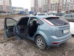 Двигатель Ford Focus 2 1.6L Duratec 16V PFI (100PS)