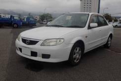 Mazda Familia. автомат, 4wd, 1.5 (110л.с.), бензин, 119тыс. км, б/п, нет птс. Под заказ