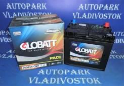 Globatt. 80 А.ч., Прямая (правое)