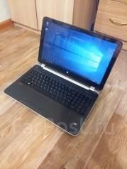 """HP 15. 15.6"""", 2,0ГГц, ОЗУ 4096 Мб, диск 500 Гб, WiFi, Bluetooth, аккумулятор на 4 ч."""