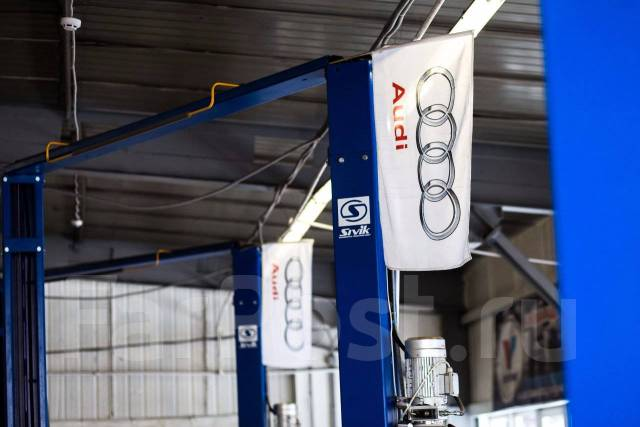 DAS Autoservice - cпециализированный сервис Audi, VW, Skoda и Porsche.