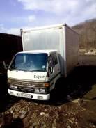 Toyota Dyna. Продам грузовой фургон тойта дюна, 3 000 куб. см., 2 000 кг.