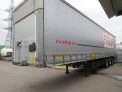 Schmitz SO1. Полуприцеп тент-штора Schmitz, 2014, 39 000 кг.