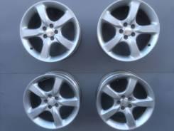 Subaru. 6.75x17, 5x100.00, ET55, ЦО 56,1мм.