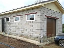Профессиональное строительство гаражей.