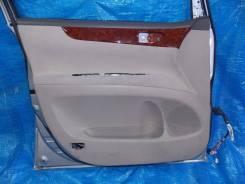 Обшивка двери. Toyota Ipsum, ACM21W, ACM26W, ACM21, ACM26 Toyota Picnic Verso, ACM20 Toyota Avensis Verso, ACM20 Двигатели: 2AZFE, 1AZFE