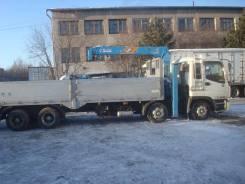 Isuzu Giga. Продается грузовик Isuzu GIGA, 12 500 куб. см., 16 000 кг.
