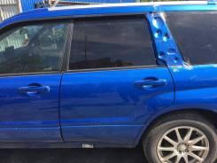 Дверь задняя левая Subaru Forester SG5 SG9 2ая модель 2002-2007г