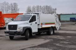ГАЗ Газон Next. Мусоровоз с задней загрузкой МК-1441-14 ГАЗон Некст, 4 430куб. см.