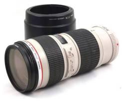 Canon EF 70-200 mm f4/L IS USM. Для Canon, диаметр фильтра 67 мм