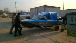 Казанка-5М. Год: 1980 год, длина 4,90м., двигатель подвесной, 55,00л.с., бензин