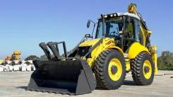 New Holland B115B. Продается экскаватор-погрузчик , 4 500 куб. см.