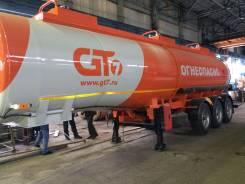 GT7 ППЦ-35. Продается новый бензовоз GT-7 объемом 35м3, 3 секции, 1 000 куб. см., 35,00куб. м.