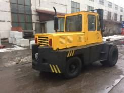 Львовский погрузчик. Львовский дизельный погрузчик АП-40810 Грузоподъемность - 5 тонн